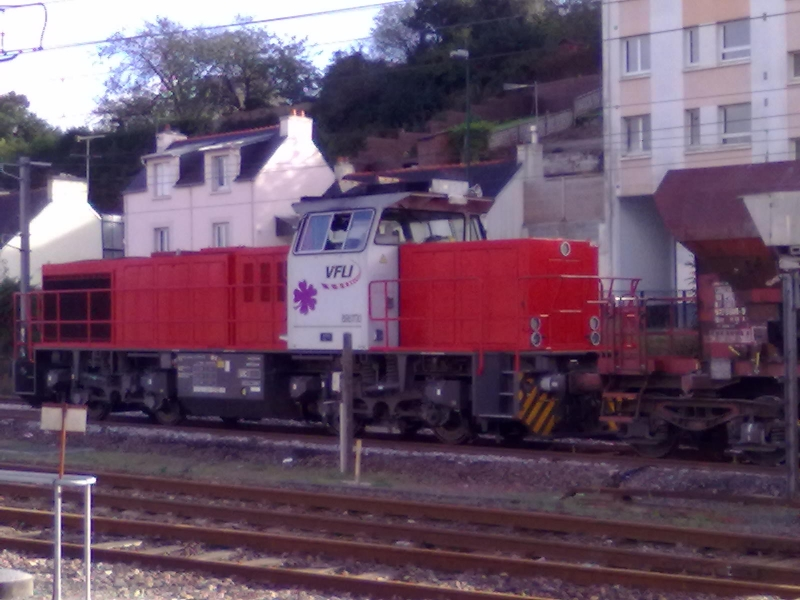 Train de travaux à Quimper 1310171127539384311649938
