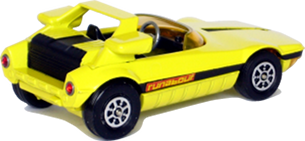 Bertone Barchetta Runabout Corgi-Toys