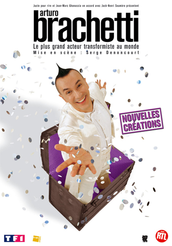 Arturo Brachetti Le Plus Grand Acteur Transformiste Au Monde |FRENCH| [DVDRiP]