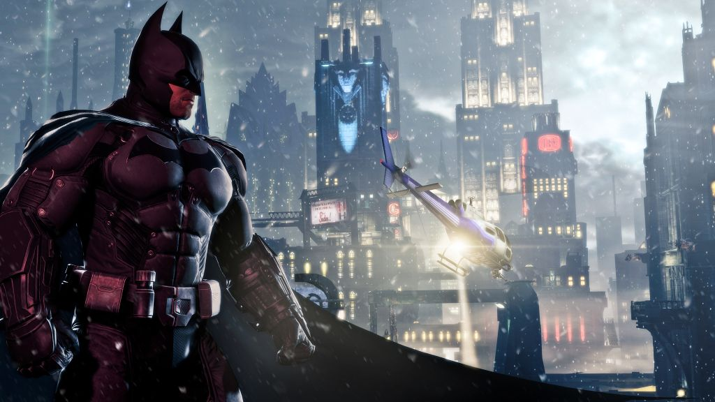 Batman: Arkham Origins image 1