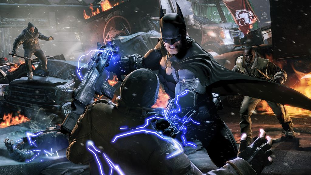 Batman: Arkham Origins image 2