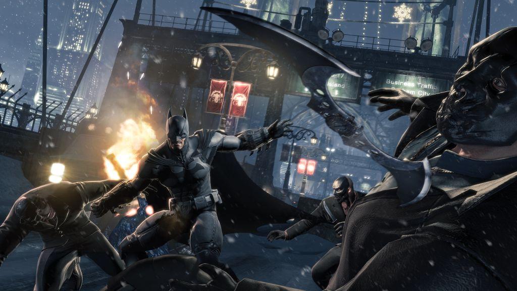 Batman: Arkham Origins image 3