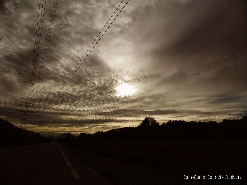 ciel automne