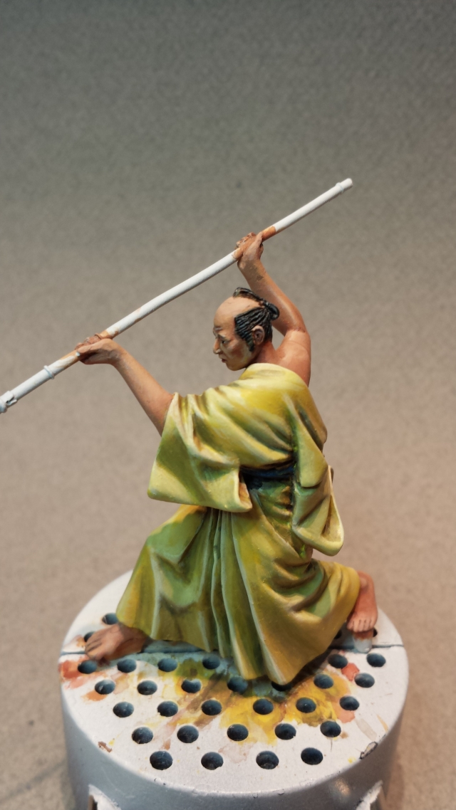 Samouraï - Pegaso 13102204231414336411662386