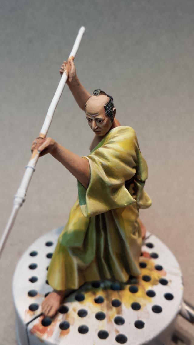 Samouraï - Pegaso 13102204233014336411662388