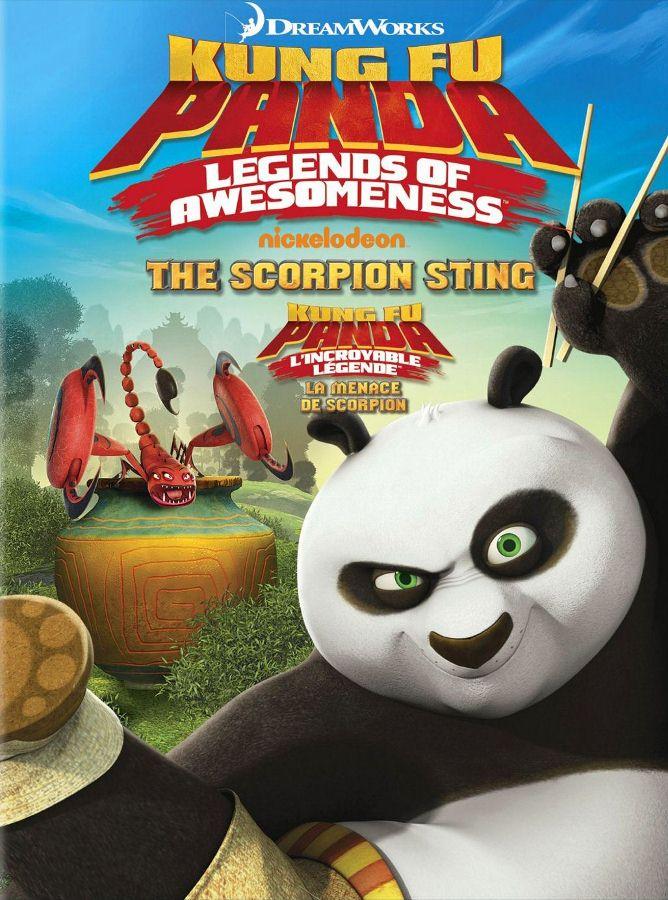 Kung Fu Panda : The Scorpion Sting |FRENCH| [DVDRiP]