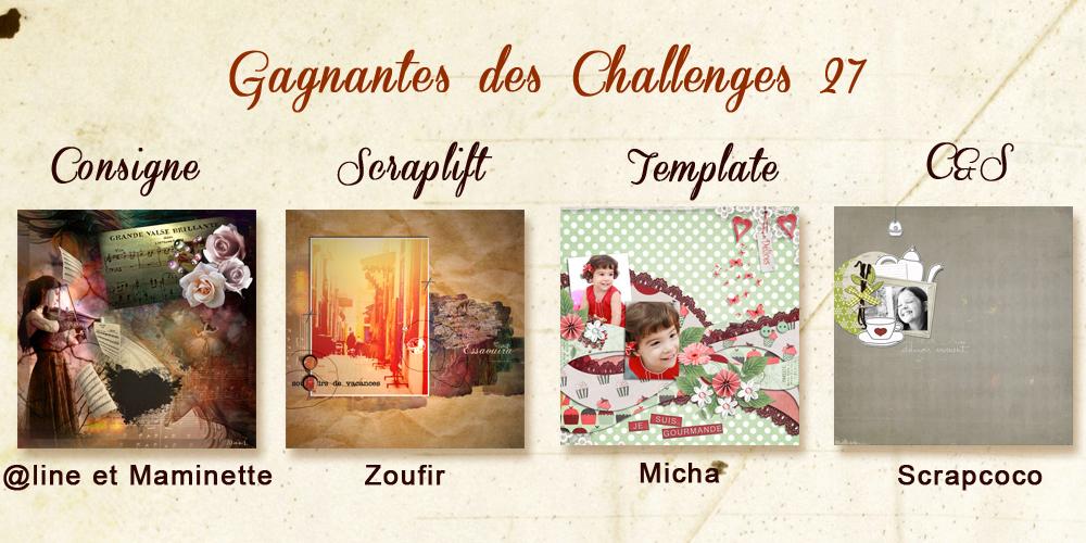 Résultats des challenges N°27 13102209432816542411663515