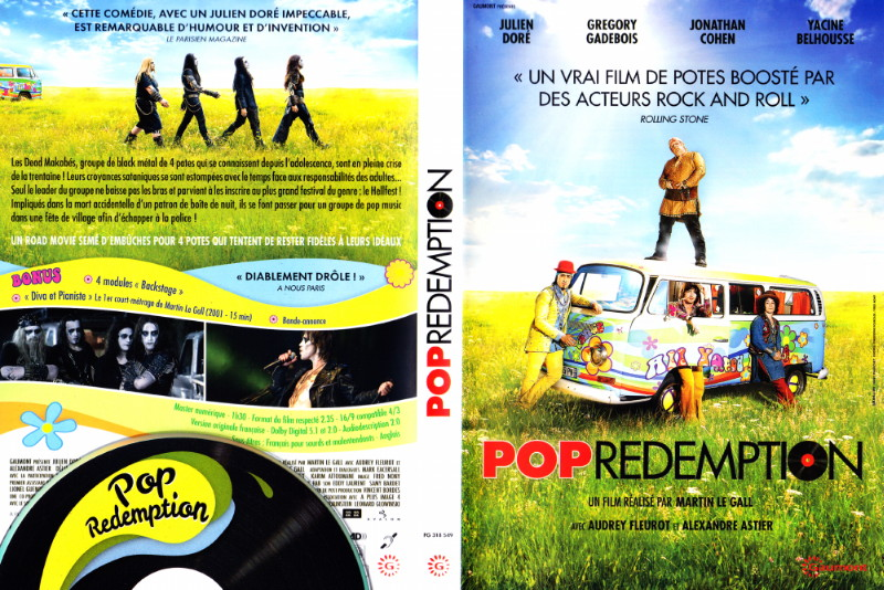 "Le film ""POP REDEMPTION"" (2013) de MARTIN LE GALL 13102407432616724011669579"