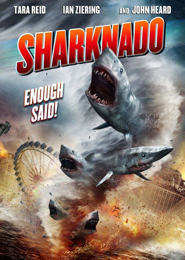 Sharknado |FRENCH| [BDRip.LD]