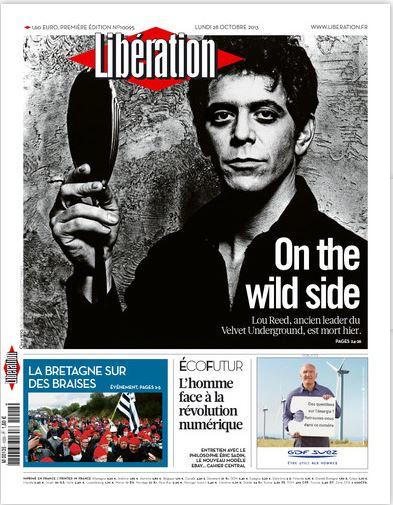 Libération Lundi 28 Octobre 2013
