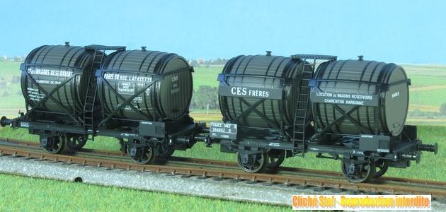 Wagons foudres et bi-foudres 1310301040398789711689090