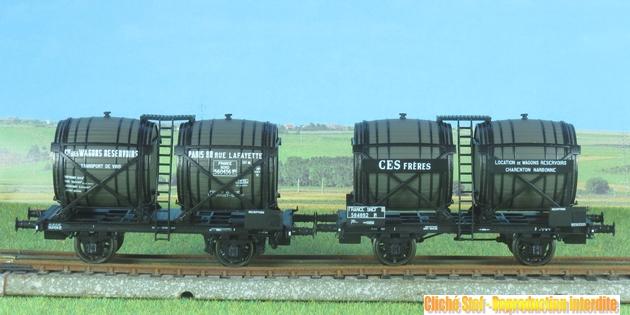 Wagons foudres et bi-foudres 1310301041388789711689097