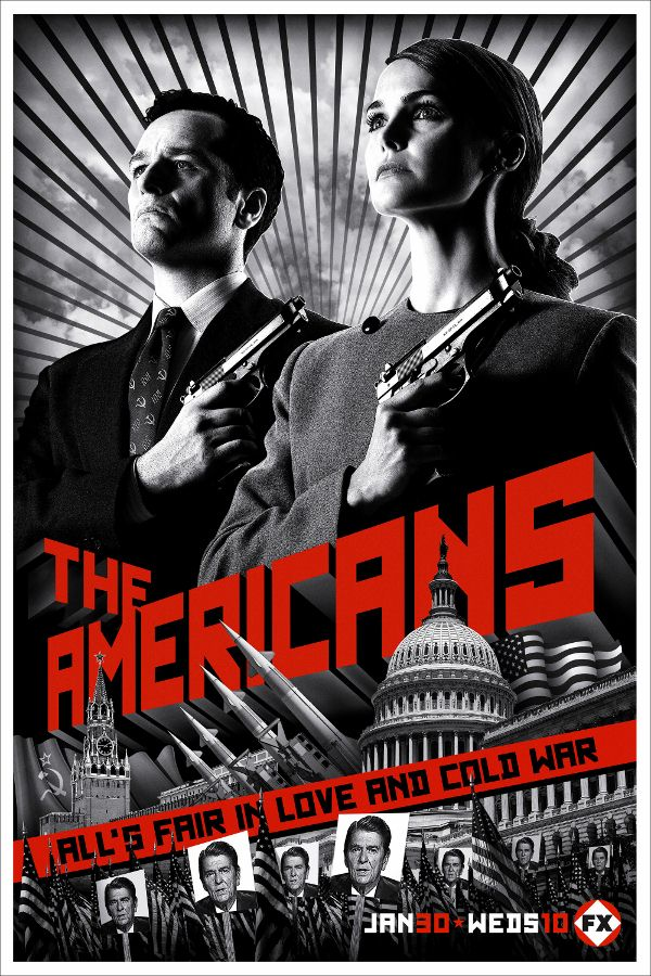 The Americans - Saison 1 |FRENCH| [HDTV] [Complete]