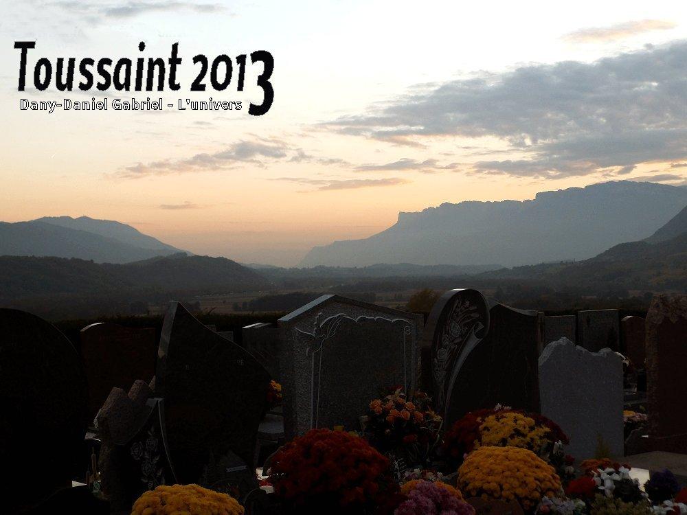 toussaint 2013 alpes savoie