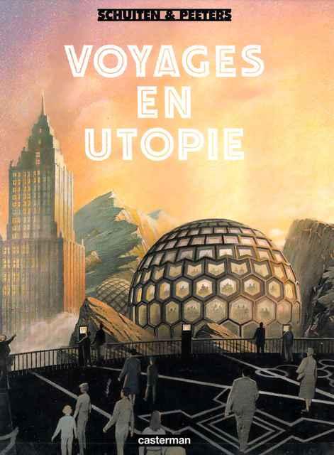 Voyages en Utopie BD