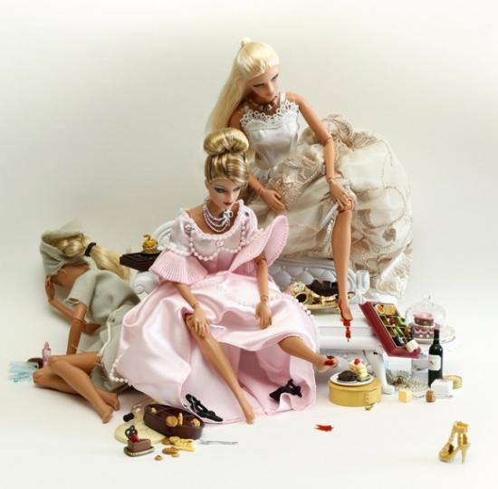 Barbie Cendrillon et ses horribles soeurs