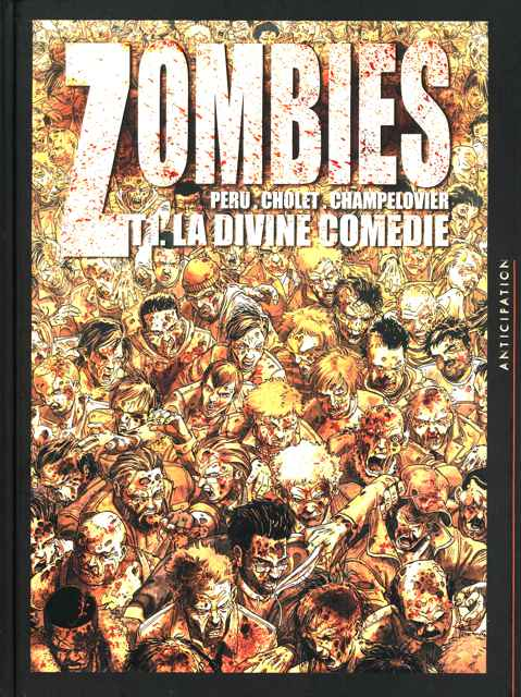 Zombies Tome 01