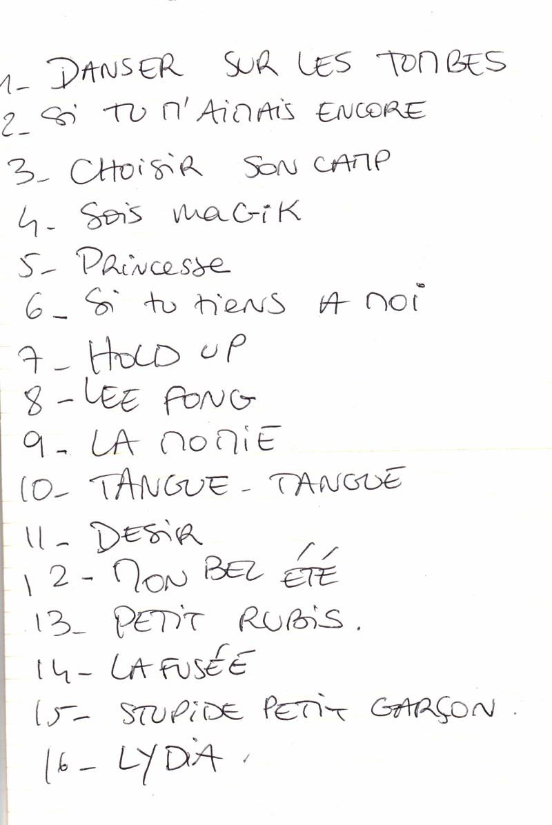 """Les concerts et nouveaux albums de 2013 (par """"FG"""") 13110312355616724011699183"""