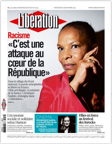 Libération Mercredi 6 Novembre 2013