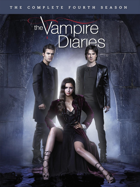 The Vampire Diaries - Saison 4 |FRENCH| [BDRip] [Complete]