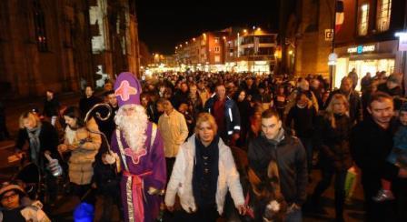 Het Sint Maartensfeest in Frans-Vlaanderen 13110910343914196111715448