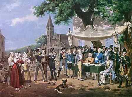 De geschiedenis van Frans-Vlaanderen 13111011211914196111718670