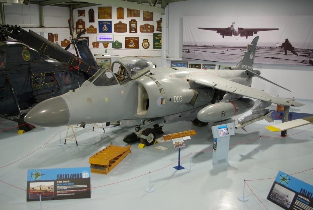 [Grande Bretagne] Fleet Air Arm Museum - Yeovilton 1311130222342650711728539