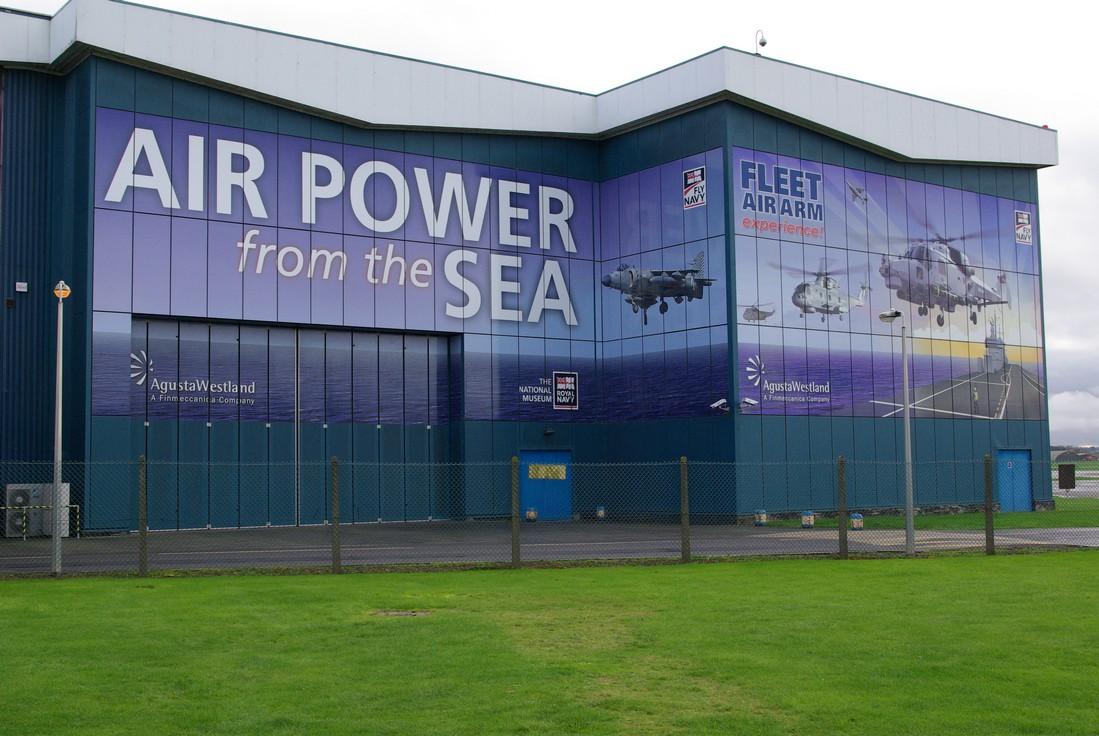 [Grande Bretagne] Fleet Air Arm Museum - Yeovilton 1311130222382650711728544