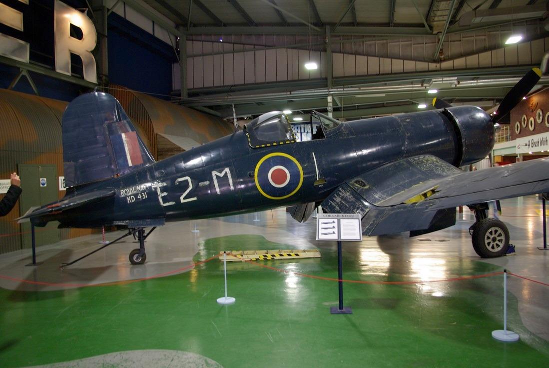 [Grande Bretagne] Fleet Air Arm Museum - Yeovilton 1311130224112650711728549