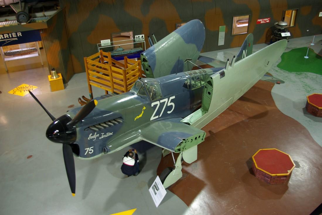 [Grande Bretagne] Fleet Air Arm Museum - Yeovilton 1311130224142650711728552