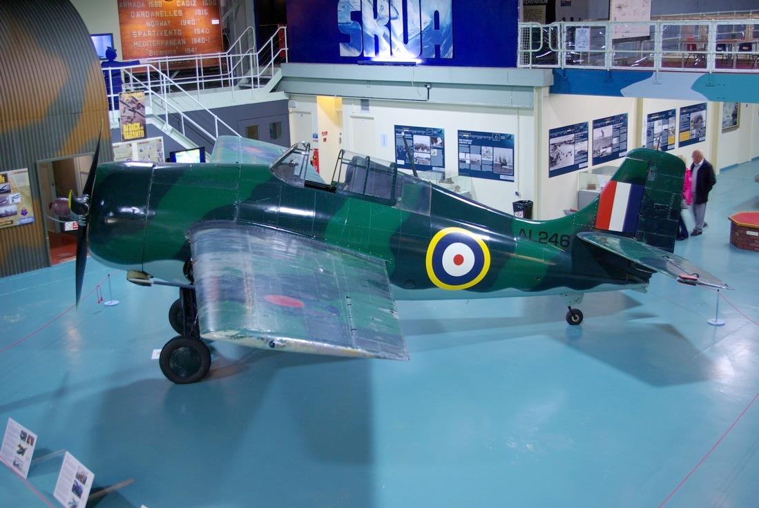 [Grande Bretagne] Fleet Air Arm Museum - Yeovilton 1311130224152650711728553
