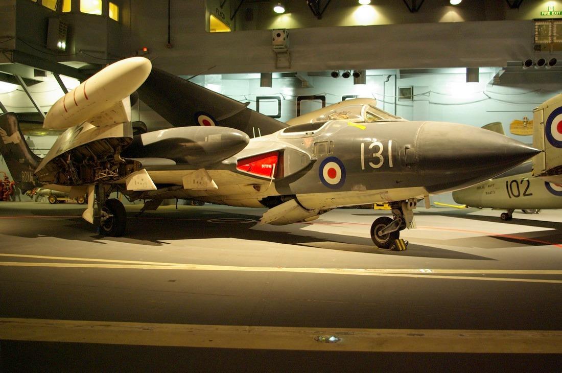 [Grande Bretagne] Fleet Air Arm Museum - Yeovilton 1311130225492650711728561