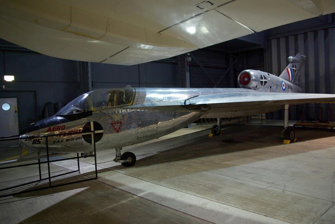 [Grande Bretagne] Fleet Air Arm Museum - Yeovilton 1311130225542650711728566