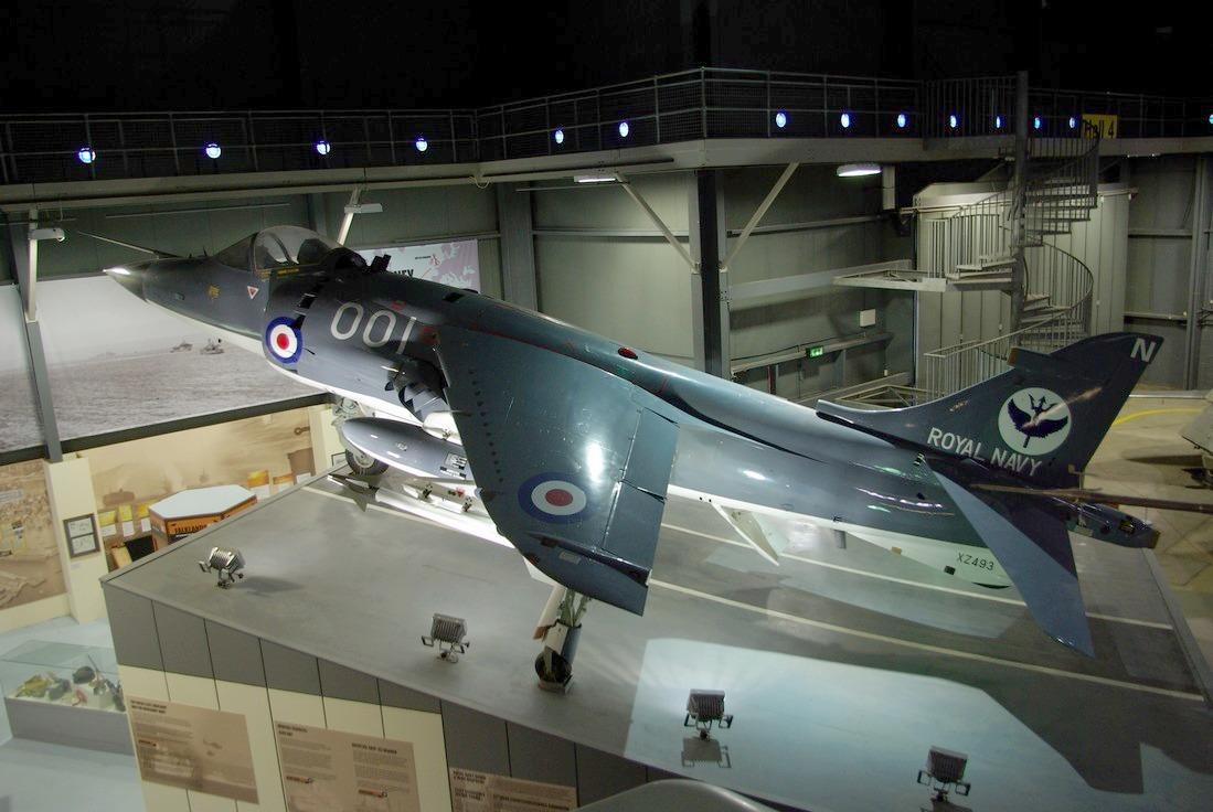 [Grande Bretagne] Fleet Air Arm Museum - Yeovilton 1311130226012650711728573