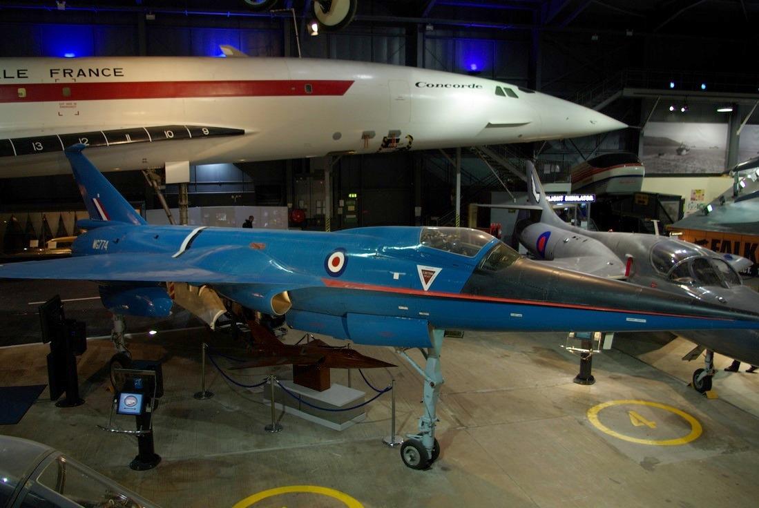 [Grande Bretagne] Fleet Air Arm Museum - Yeovilton 1311130226052650711728576