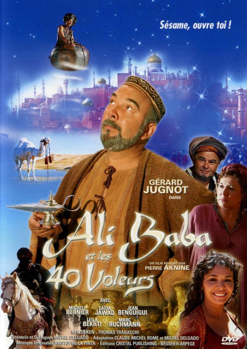 Ali Baba et les 40 voleurs ddl