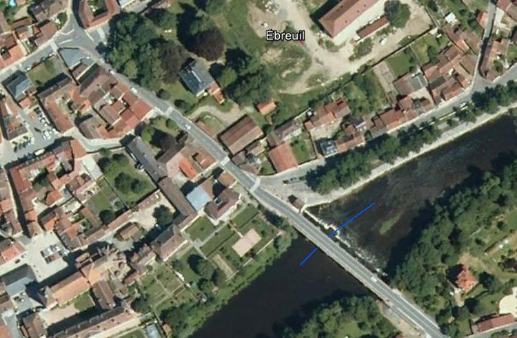 Ebreuil - pont