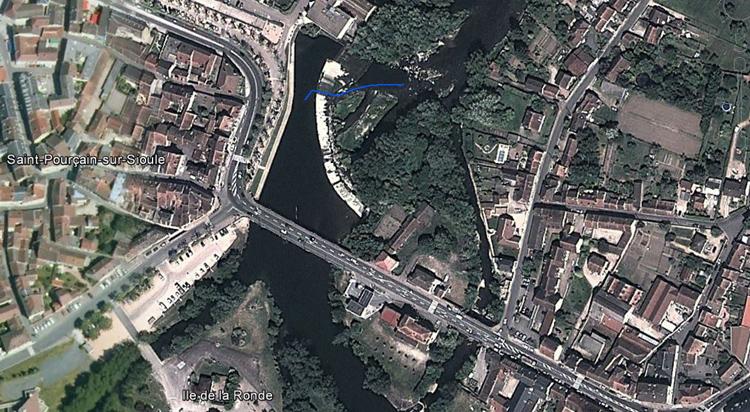 Barrage Saint-Pourçain