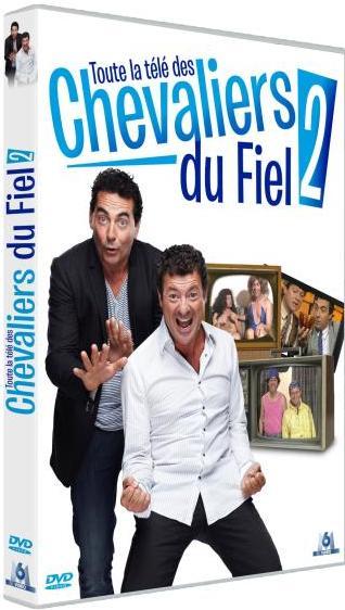 Les Chevaliers du fiel -Toute la télé des Chevaliers du Fiel 2 |FRENCH| [DVDRiP]