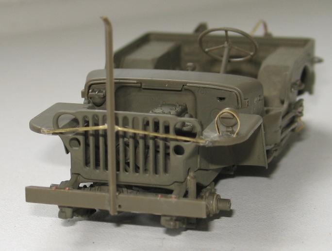 Jeep Willys MB Tamiya réf 219 1/35 Terminé! 1311210140566670111752758