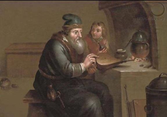 L'Alchimiste sous le regard des peintres 1311210257543850011752949