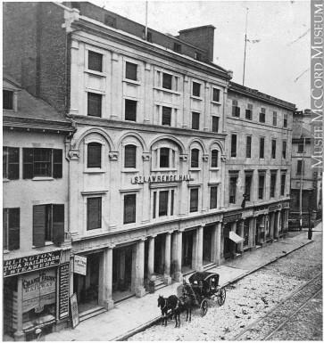 Hôtel St-Lawrence Hall