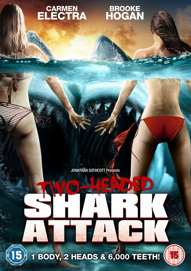 L'Attaque du requin а deux tкtes |FRENCH| [DVDRiP]
