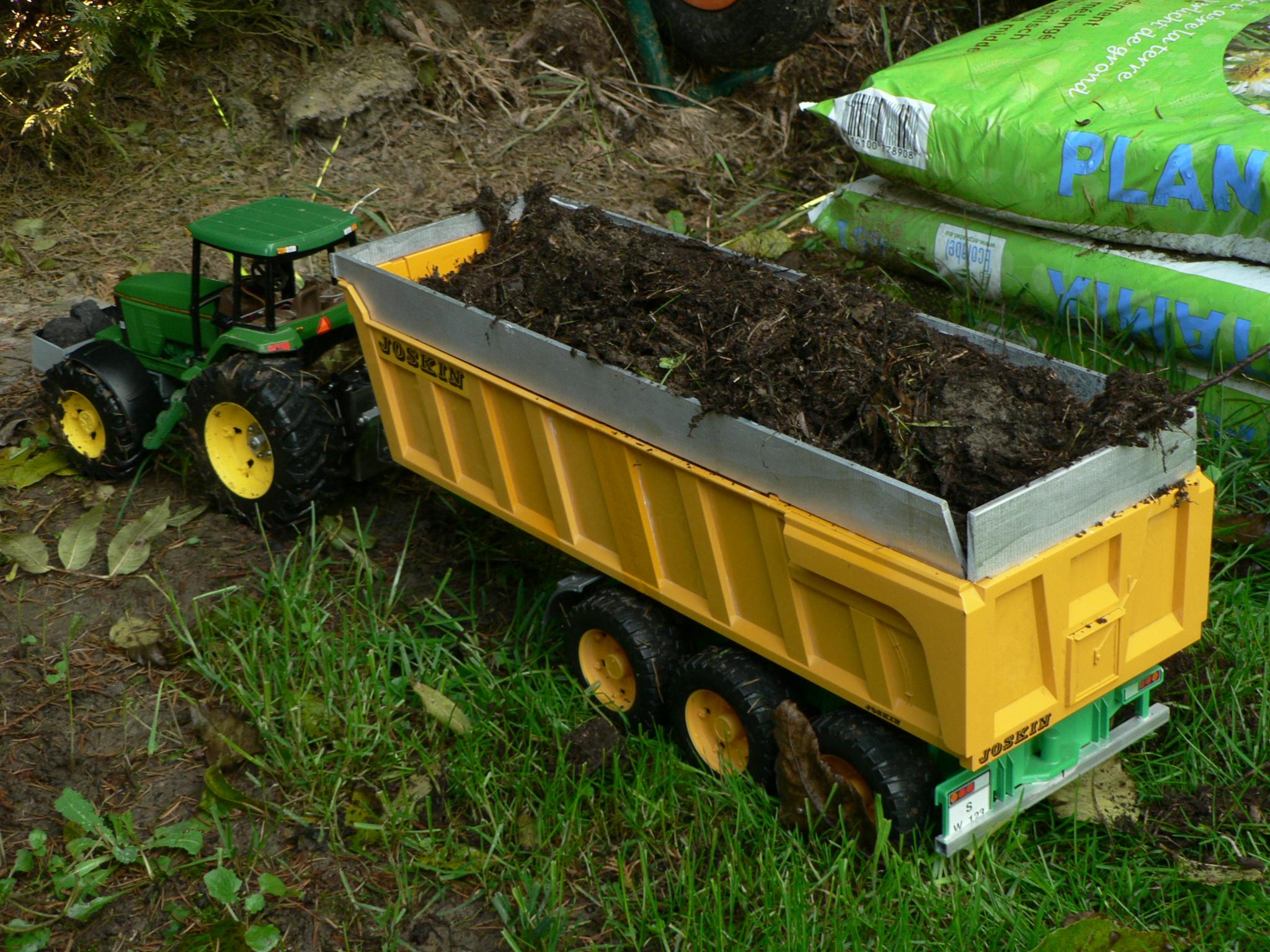 Tracteur John Deere 7930 par Doudou 13112208534516694411757276