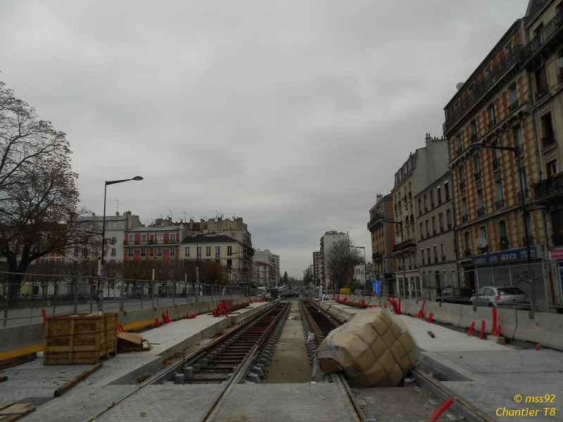 Tramway T8 : Épinay/Villetaneuse - Saint-Denis (Tram'y) 13112308272914492411760142