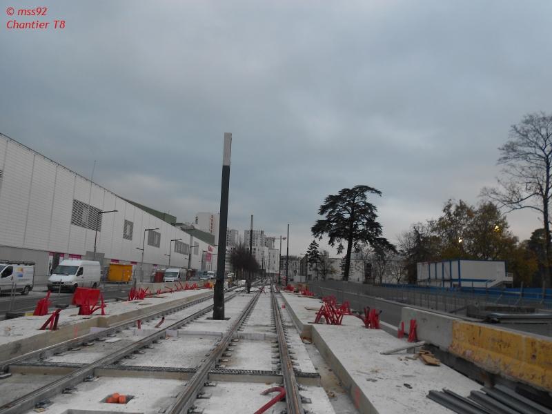 Tramway T8 : Épinay/Villetaneuse - Saint-Denis (Tram'y) 13112308274714492411760147