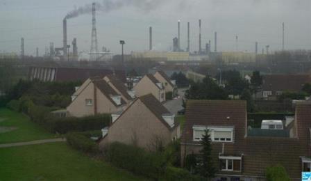De slechte milieukwaliteit van Duinkerke 13112402282414196111762336