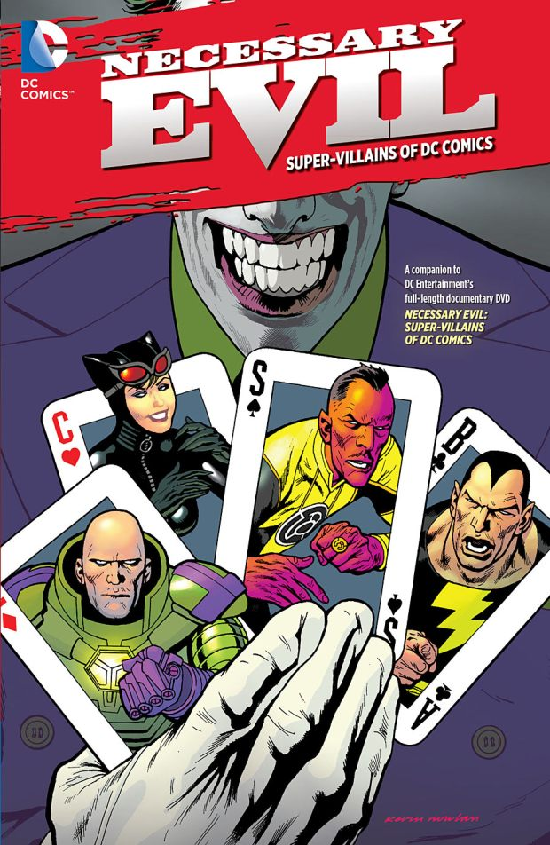 Necessary Evil: Super-Villains of DC Comics |VOSTFR| [BRRip]