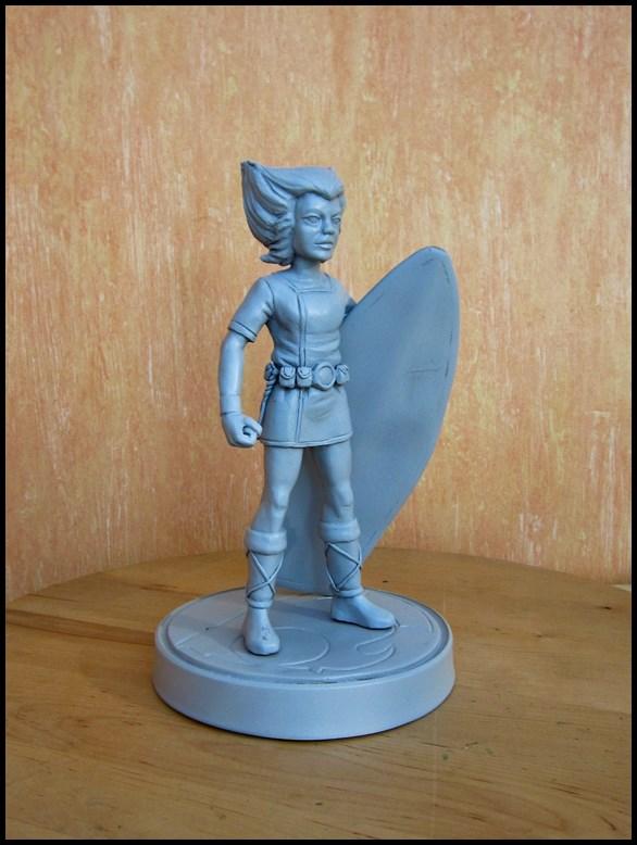 Thundercats wilykat statue  13112407420116083611763365