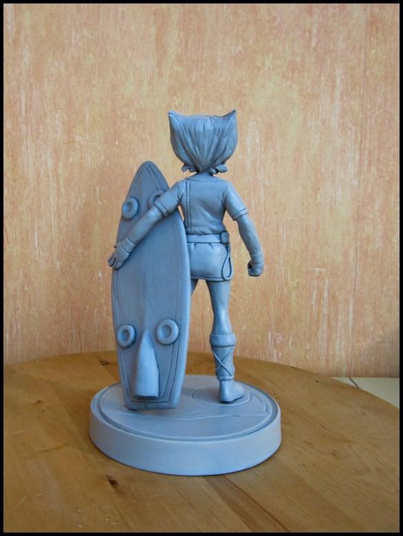 Thundercats wilykat statue  13112407420116083611763366